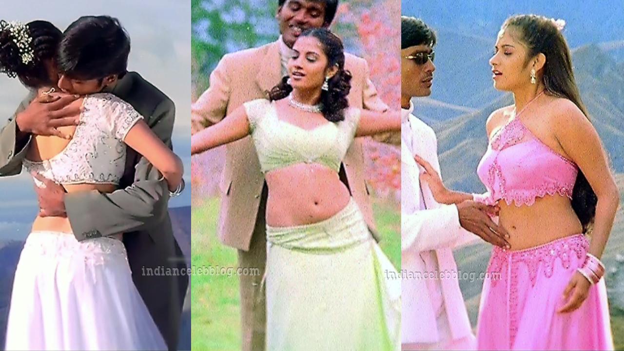 Sindhu tolani telugu actress hot navel hd caps from sullan dhanush movie