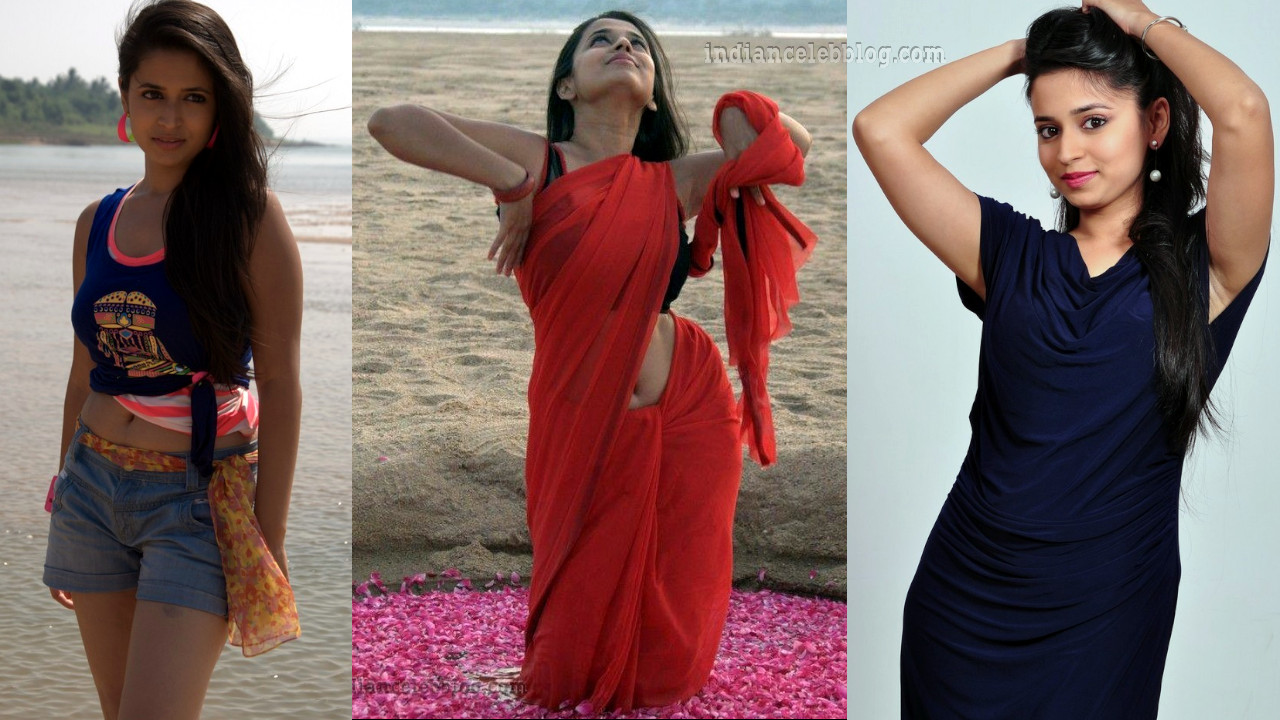 TV actress Trishala shah photo gallery