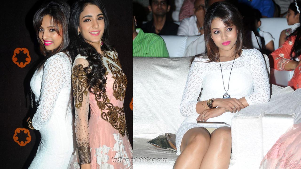 Pamela mondal bengali actress event pics in minidress
