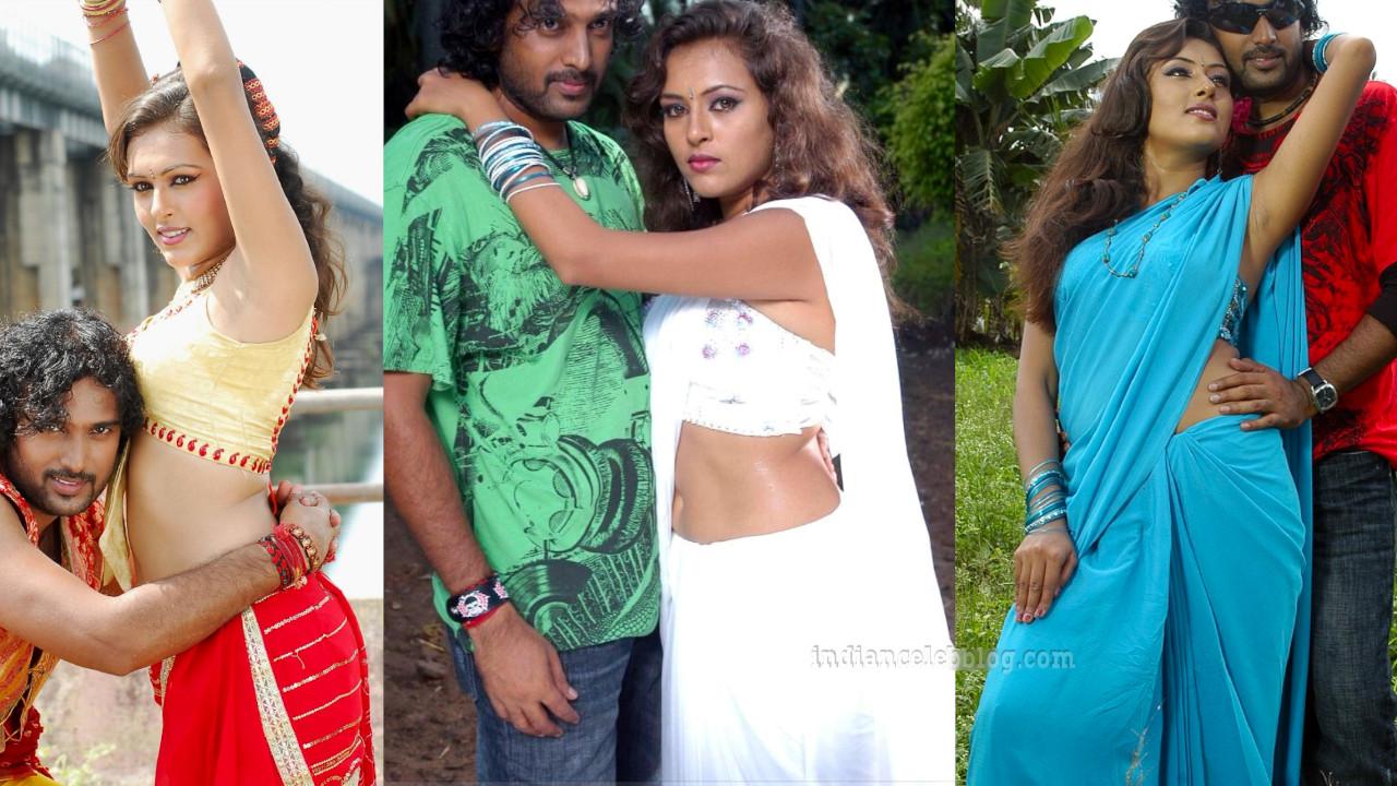 Sonu chandrapal hindi tv actress hot saree stills