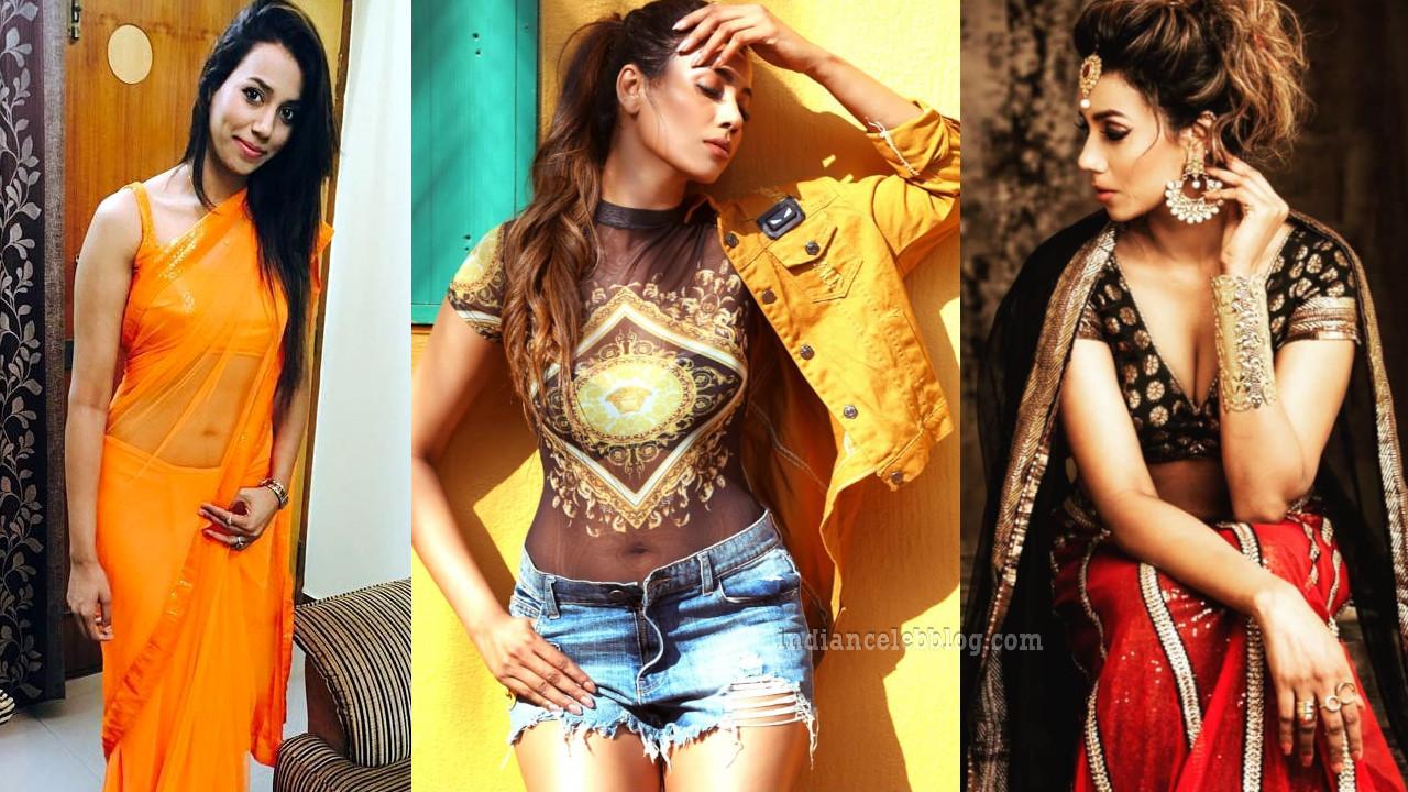 Zoya zaveri indian model hot social media pics
