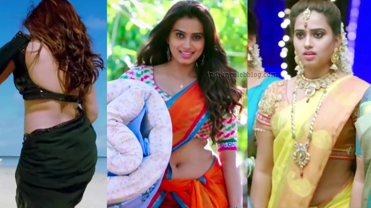 Dimple chopade sexy navel show telugu movie screencaps