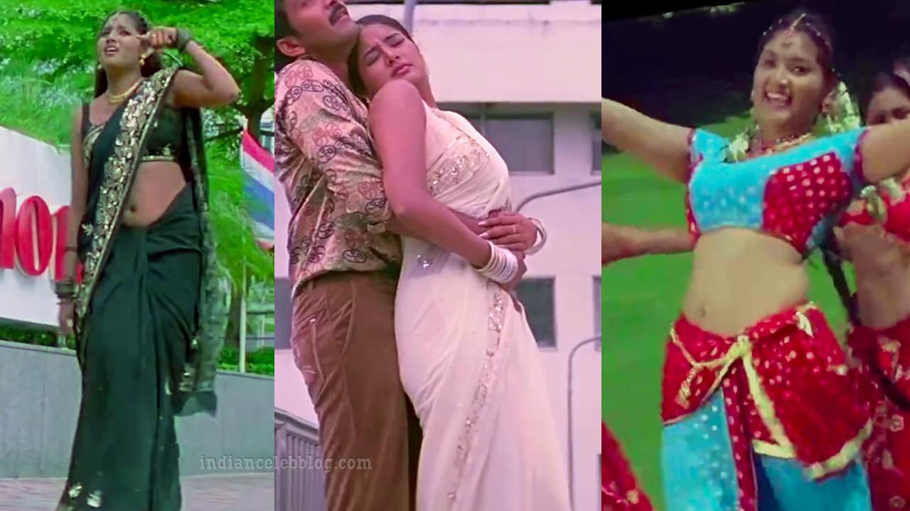 Lakshana malayalam actress sexy navel show song caps