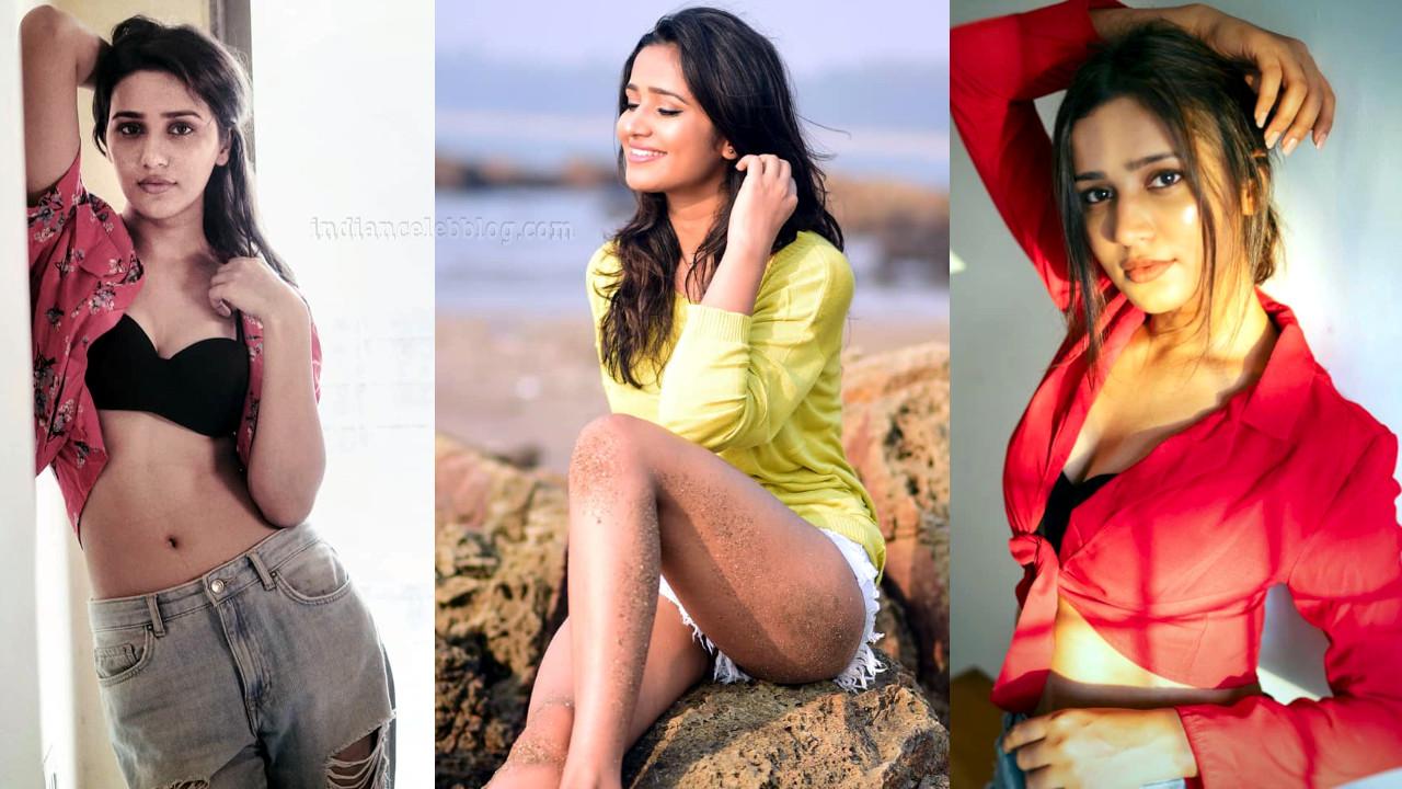 Simran gupta south actress shares her glamorous pics on web
