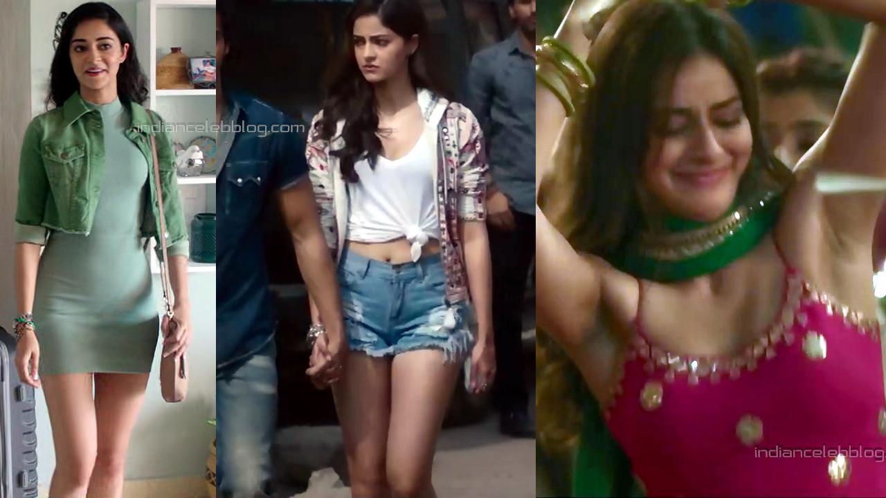 Ananya panday bollywood actress hd movie caps