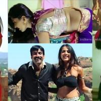 Anushka shetty tollywood hot saree navel vikramarkudu hd caps