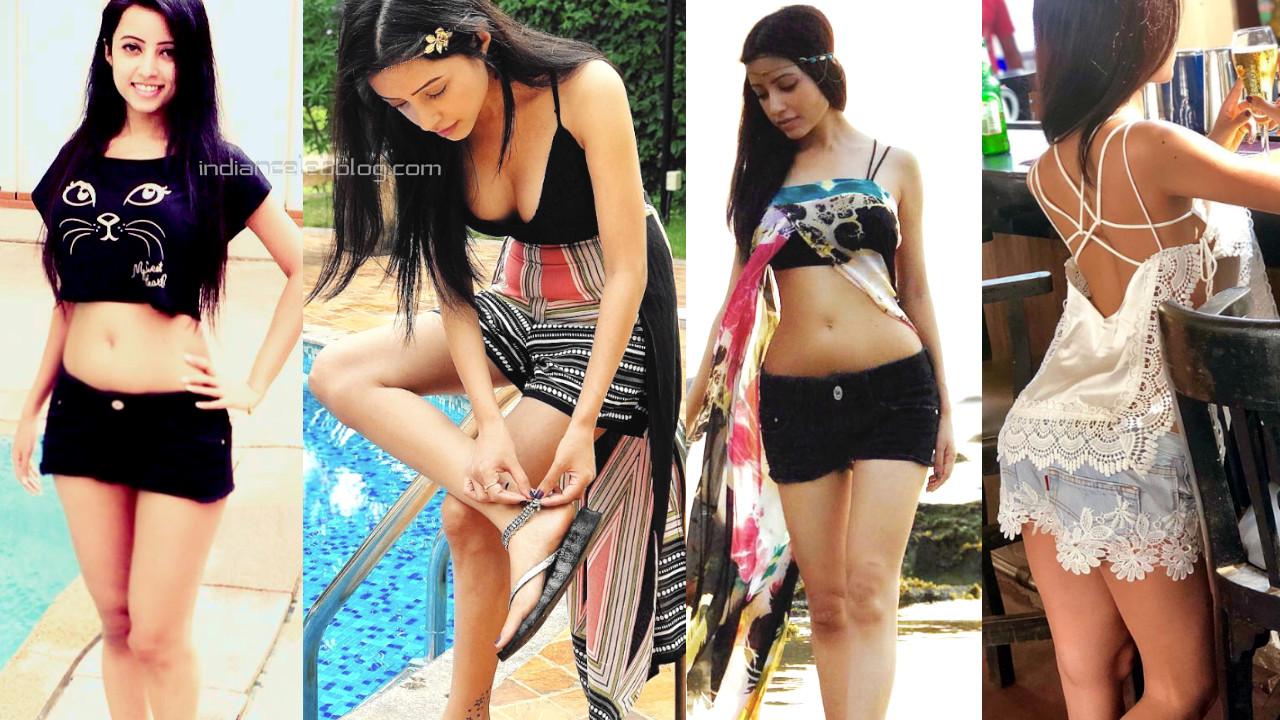 Debahsree biswas hindi tv actress glamorous photos