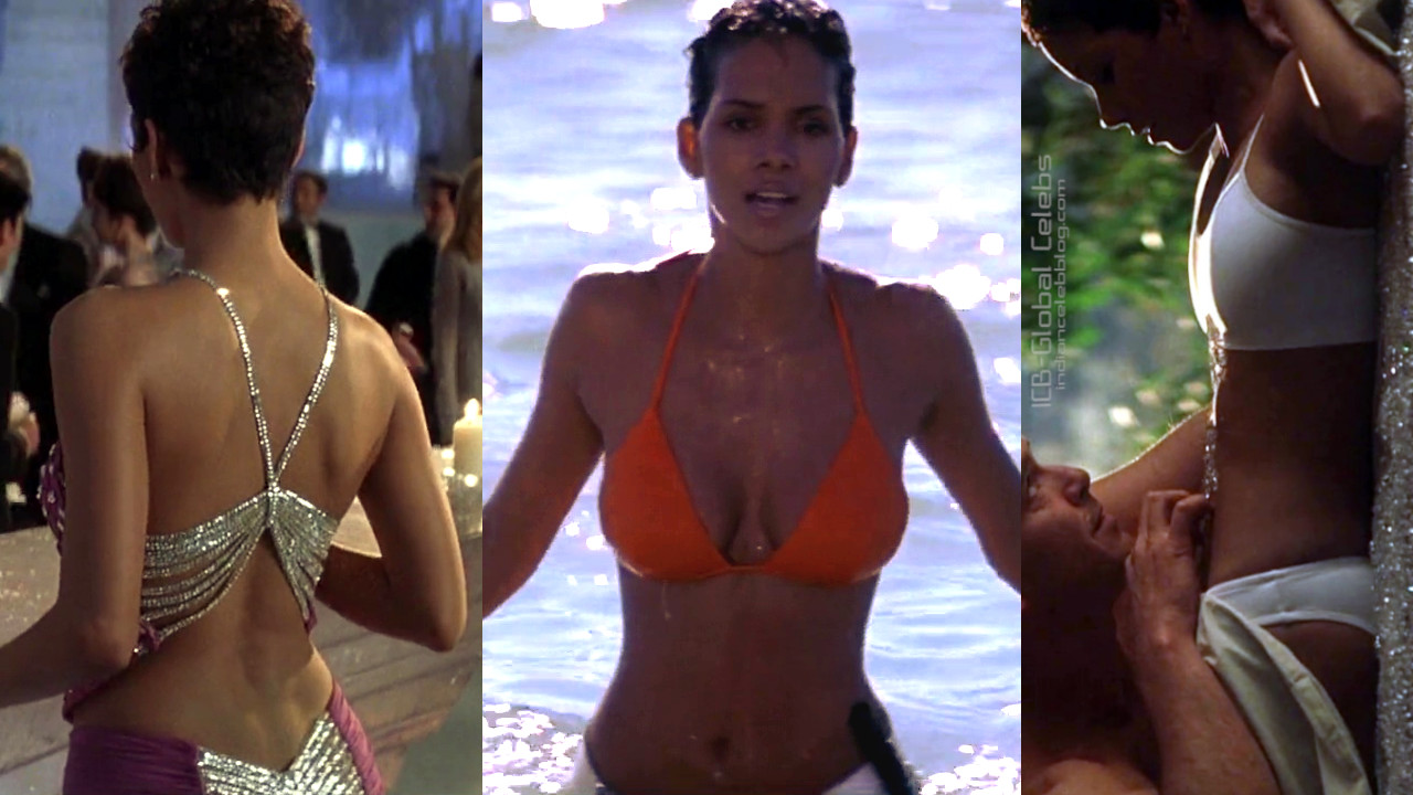 Halle berry hot pics die another day hd screencaps