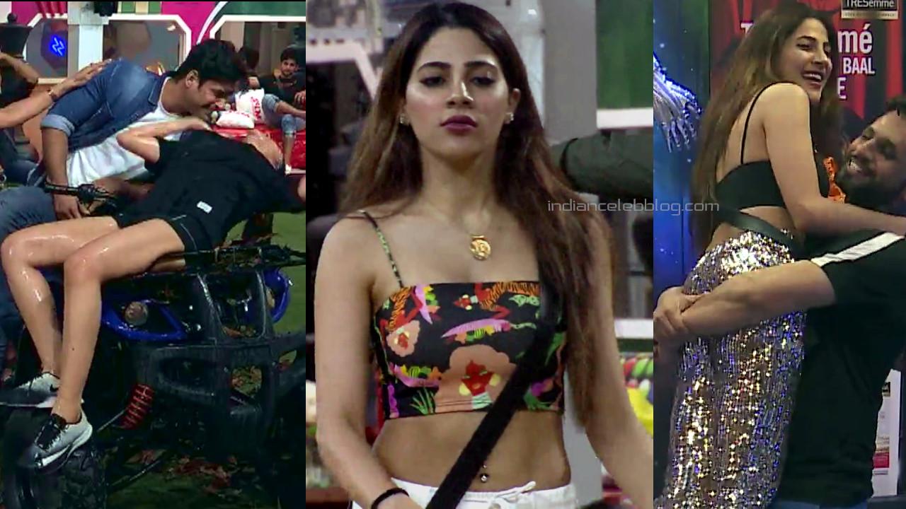 Nikki tamboli hd captures from bigg boss hindi 14