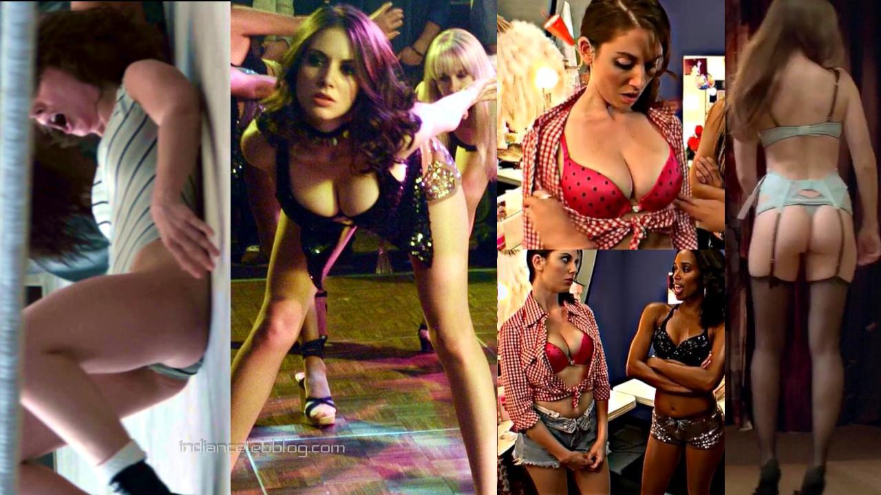 Alison brie hot sluts web series actress HD screencaps