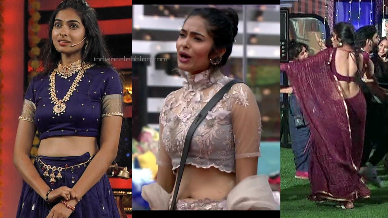Divi vadthya telugu actress hot pics from bigg boss house.