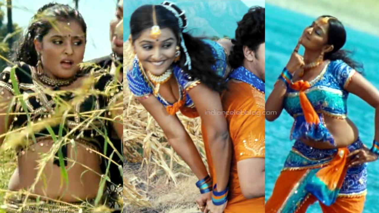 Remya nambeesan hot cleavage show tamil movie hd caps