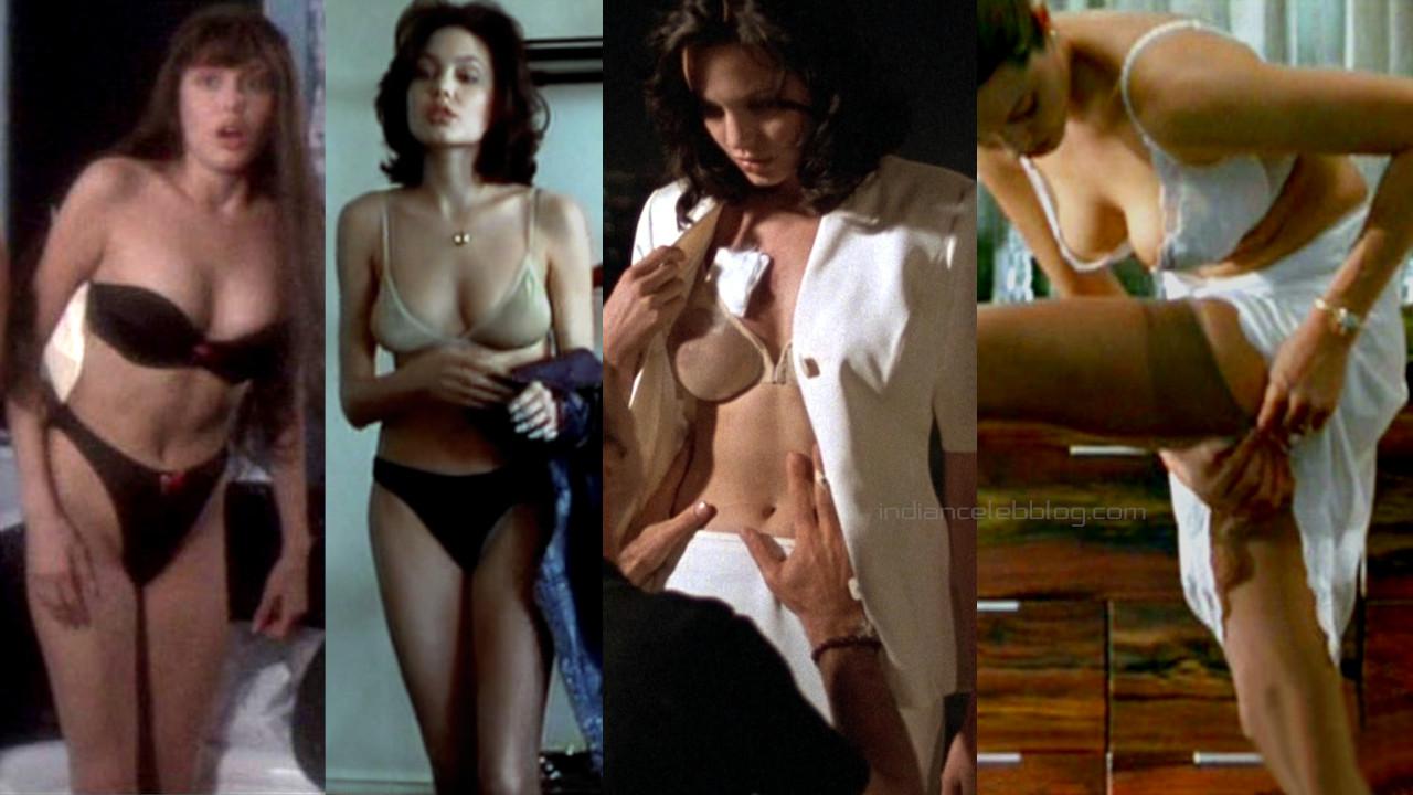 Angelina jolie hollywood hot lingerie photos hd screencaps