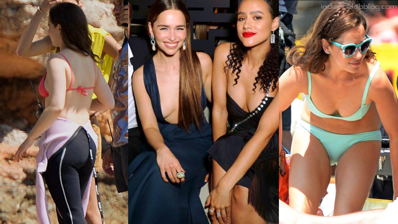 Game of thrones actress Emilia clarke hot photos