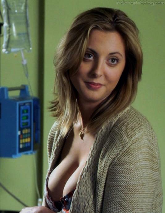 Hot cleavage Cute Women