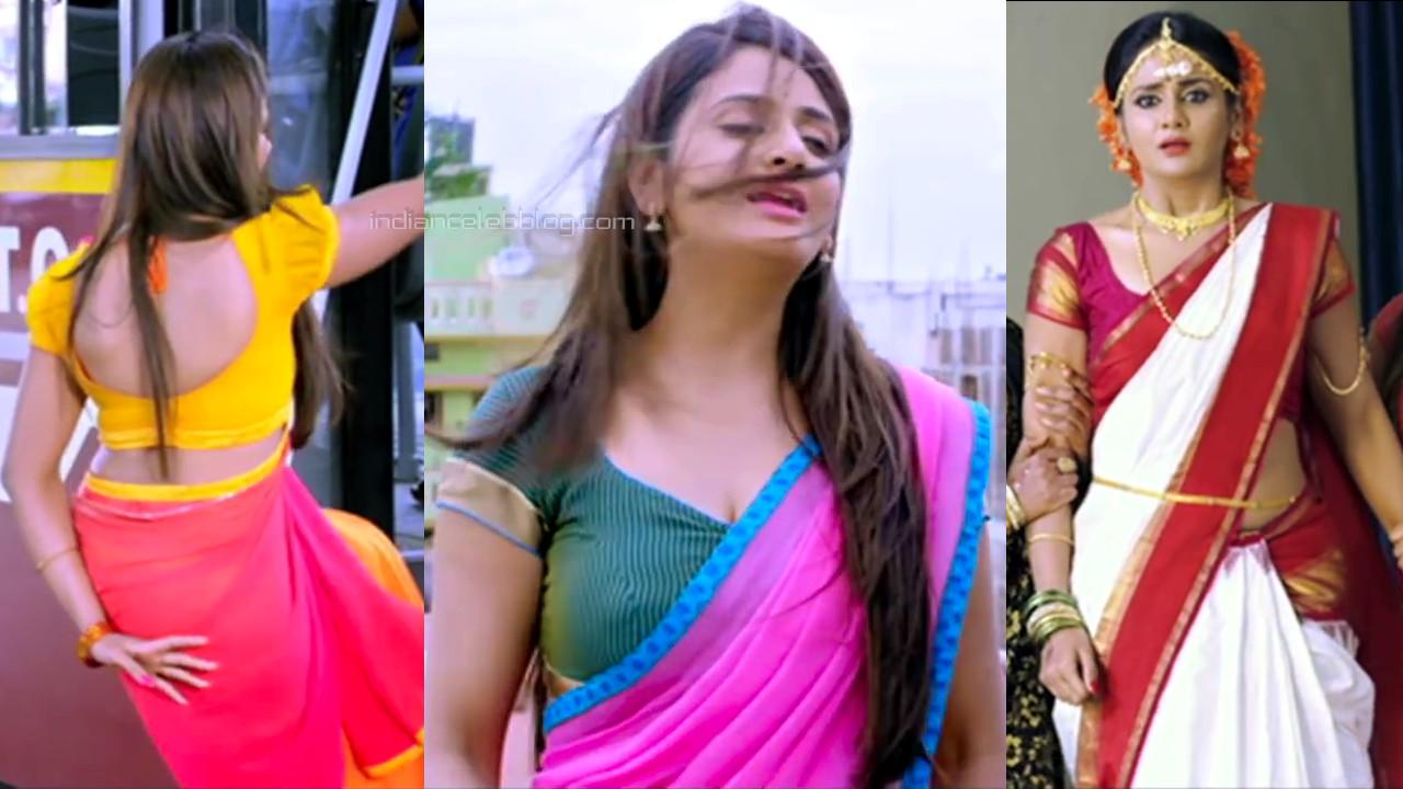 Parul yadav kannada actress sexy sari navel show hd captures