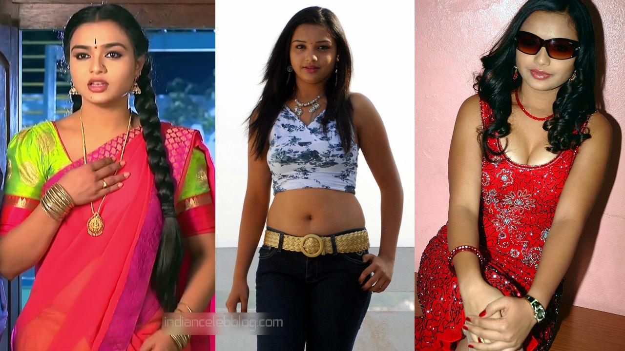 Yamini meenakshi telugu tv serial actress hot glamorous photos