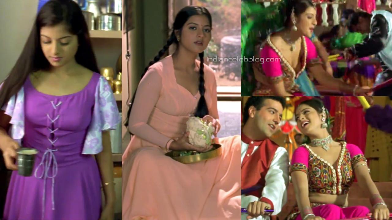 Keerthi chawla kollywood actress hot cleavage show hd caps
