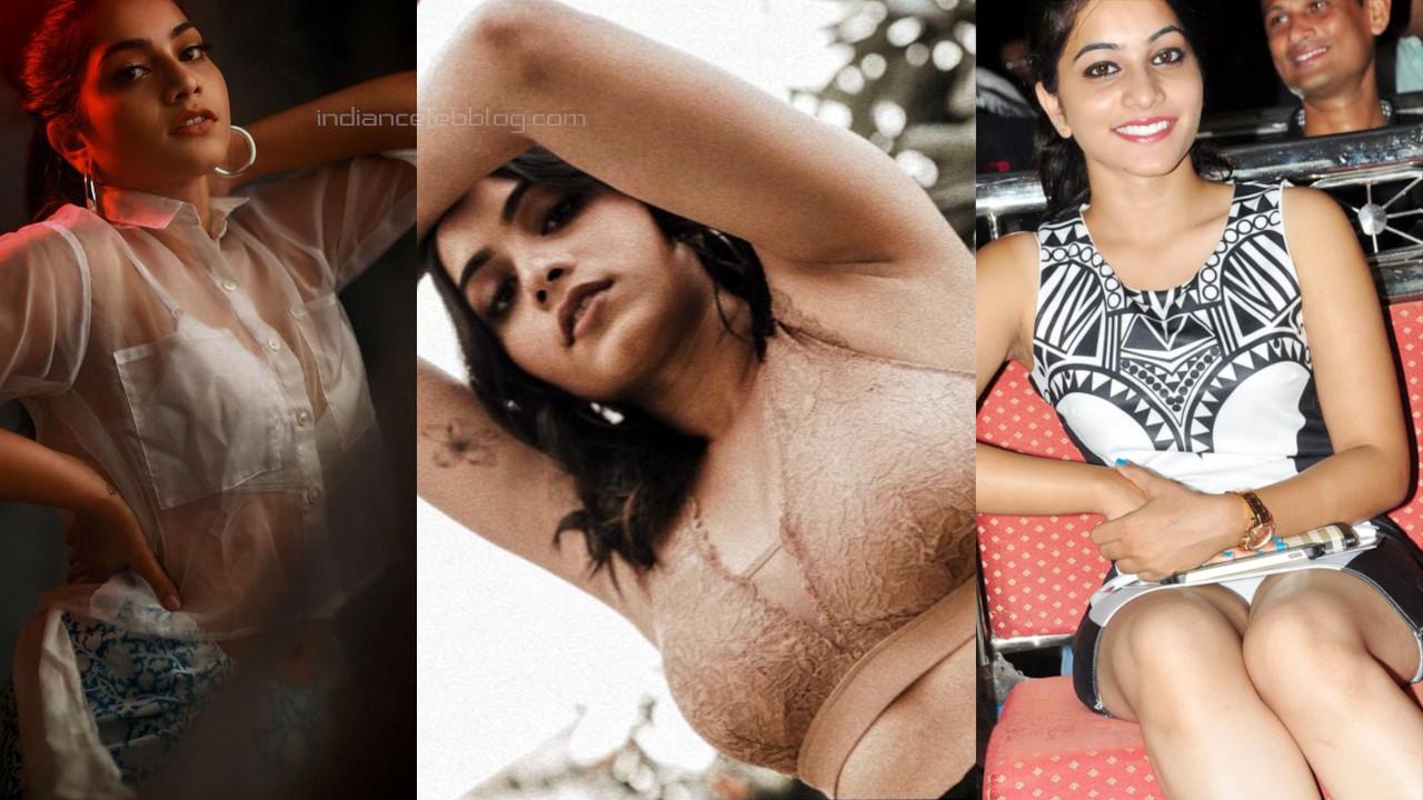 Punarnavi bhupalam telugu film tv actress hot armpit show pics