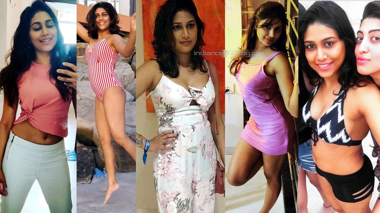 Manisha yadav kollywood actress hot glamorous social media pics