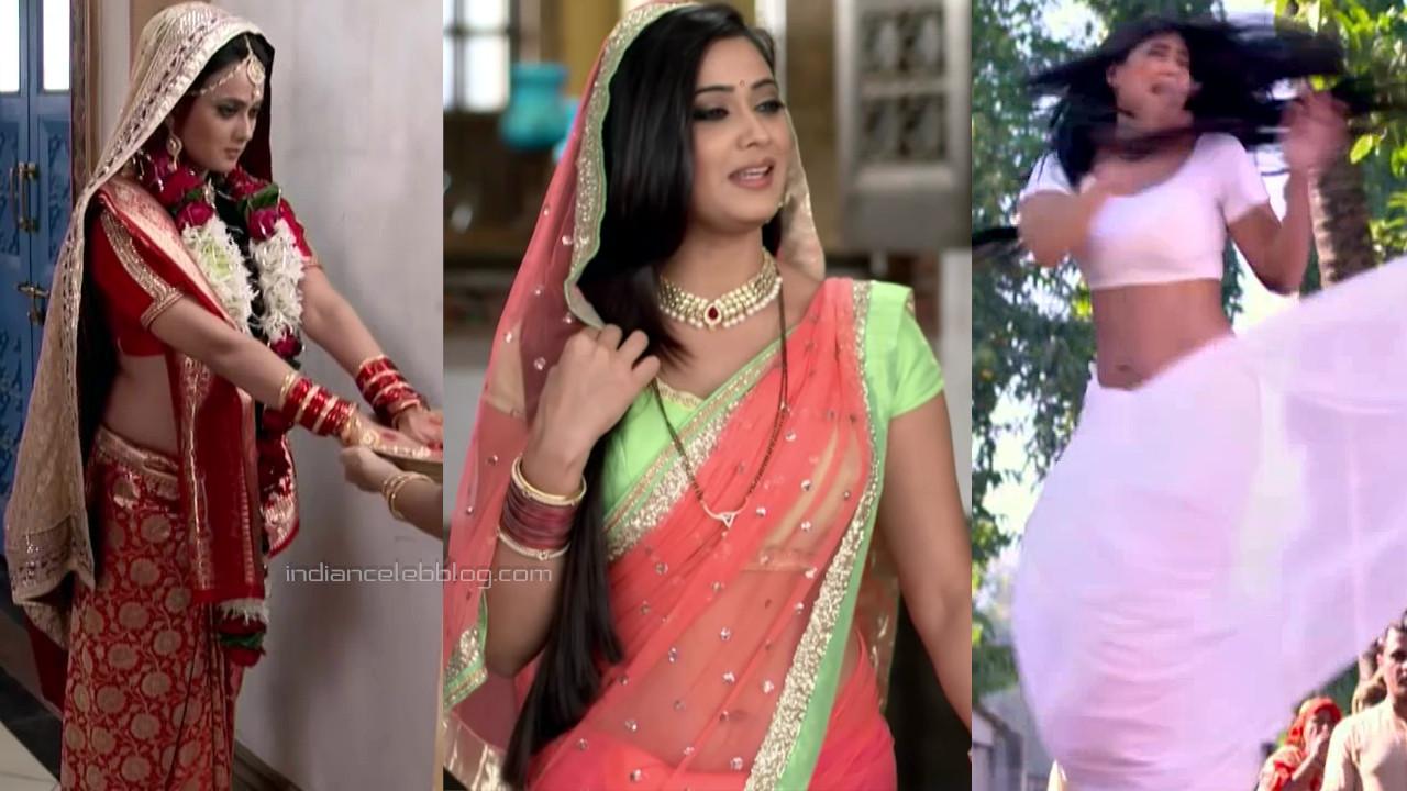 Shweta Tiwari hindi television actress hot saree hd caps