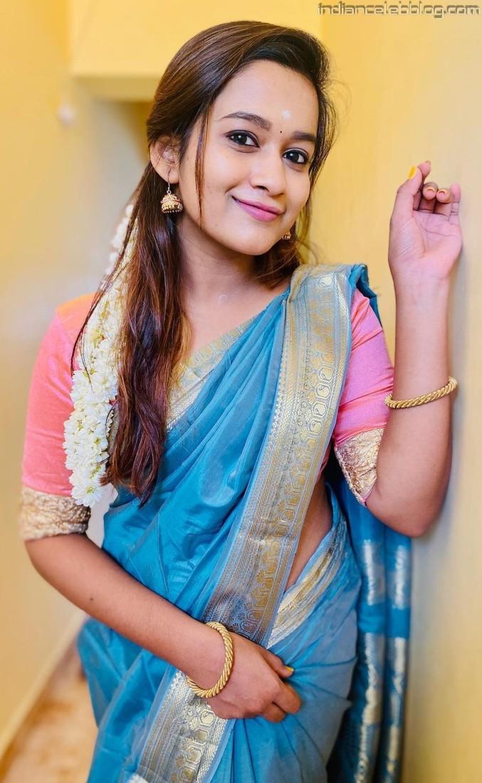 Kaavya arivumani tamil tv actress t1 29 hot saree photo – indiancelebblog.com