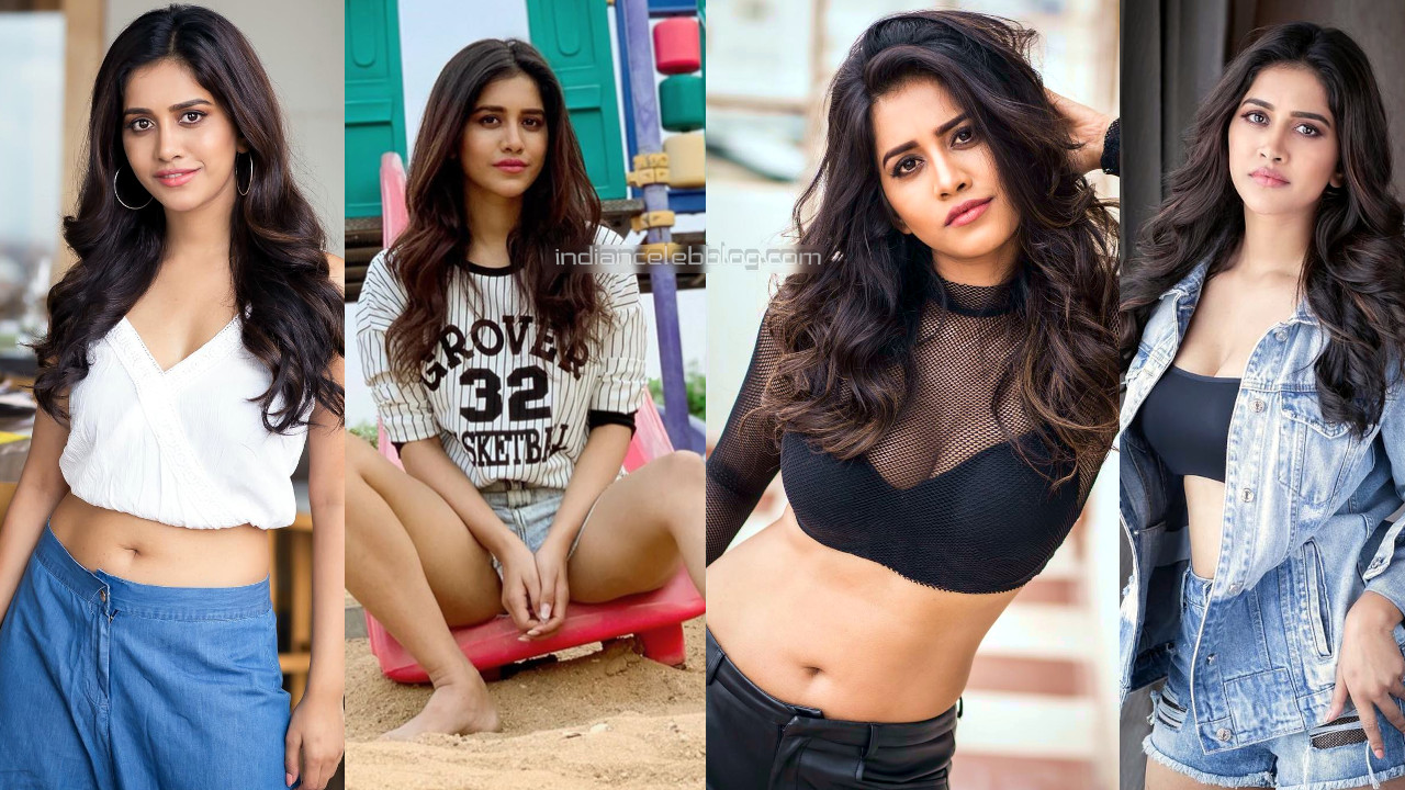 Nabha natesh telugu actress hot glamorous social media photos stills