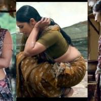 Kamalinee Mukherjee actress malayalam movie hot saree stills hd caps