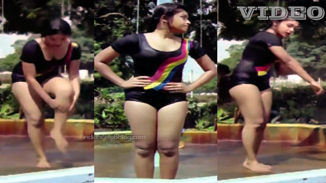 Rupini bollywood movie hot swimsuit scene Video