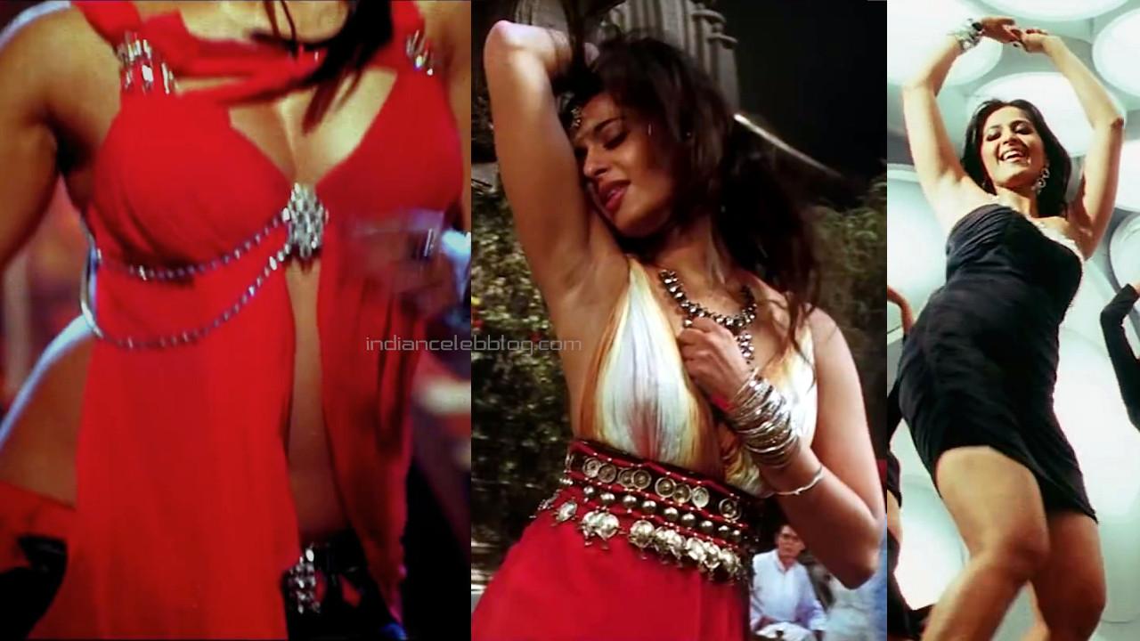Anushka shetty telugu actress sexy armpit show photos hd caps