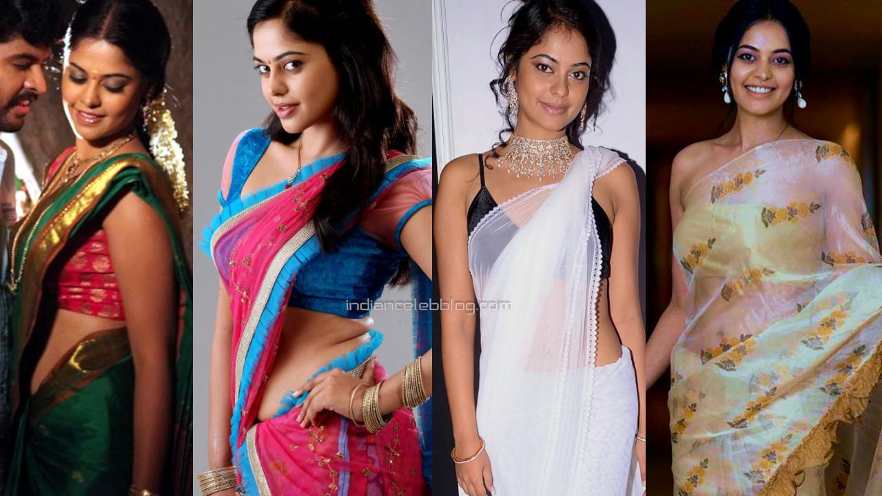 Bindu madhavi tamil actress hot saree stills photo gallery