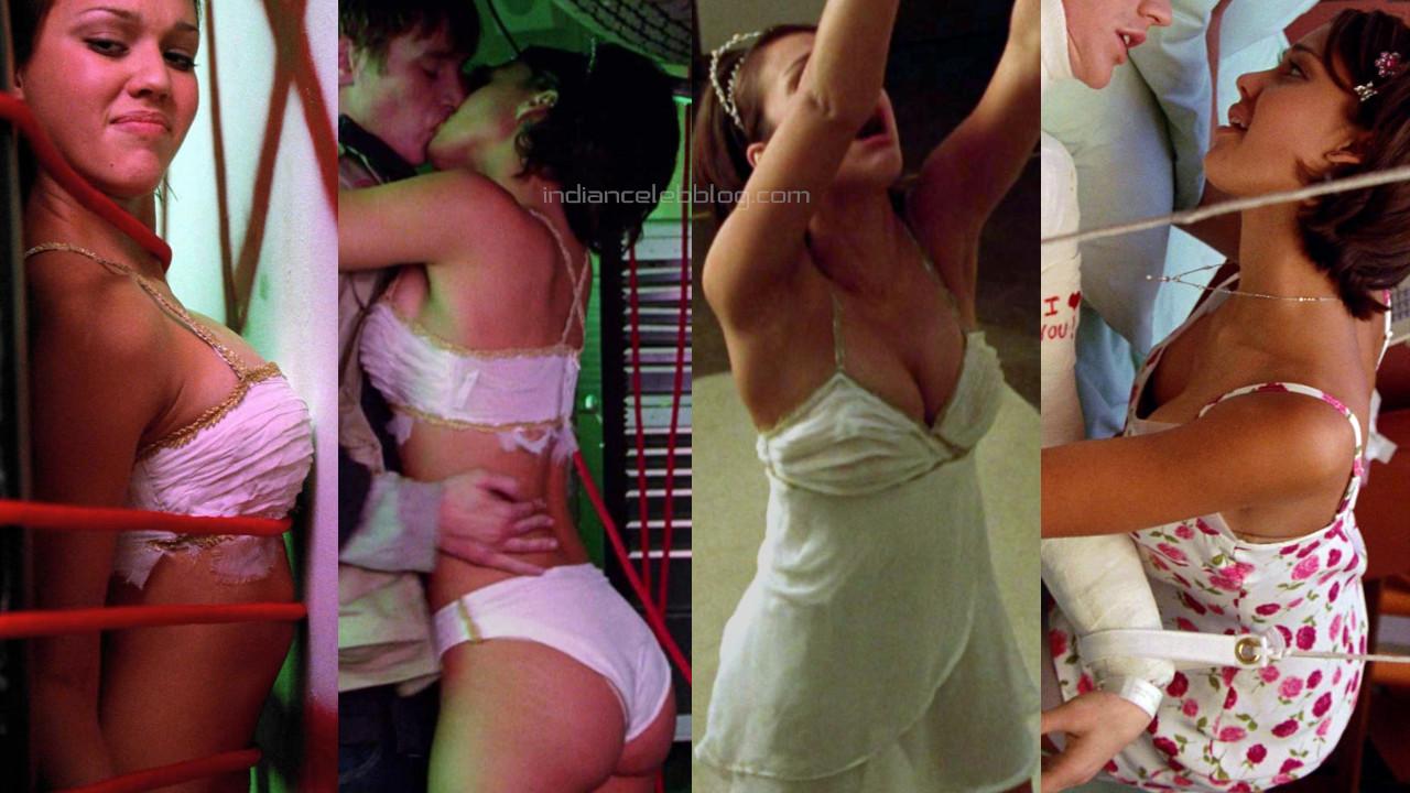 Jessica alba hollywood celeb idle hands hot pics hd screencaps