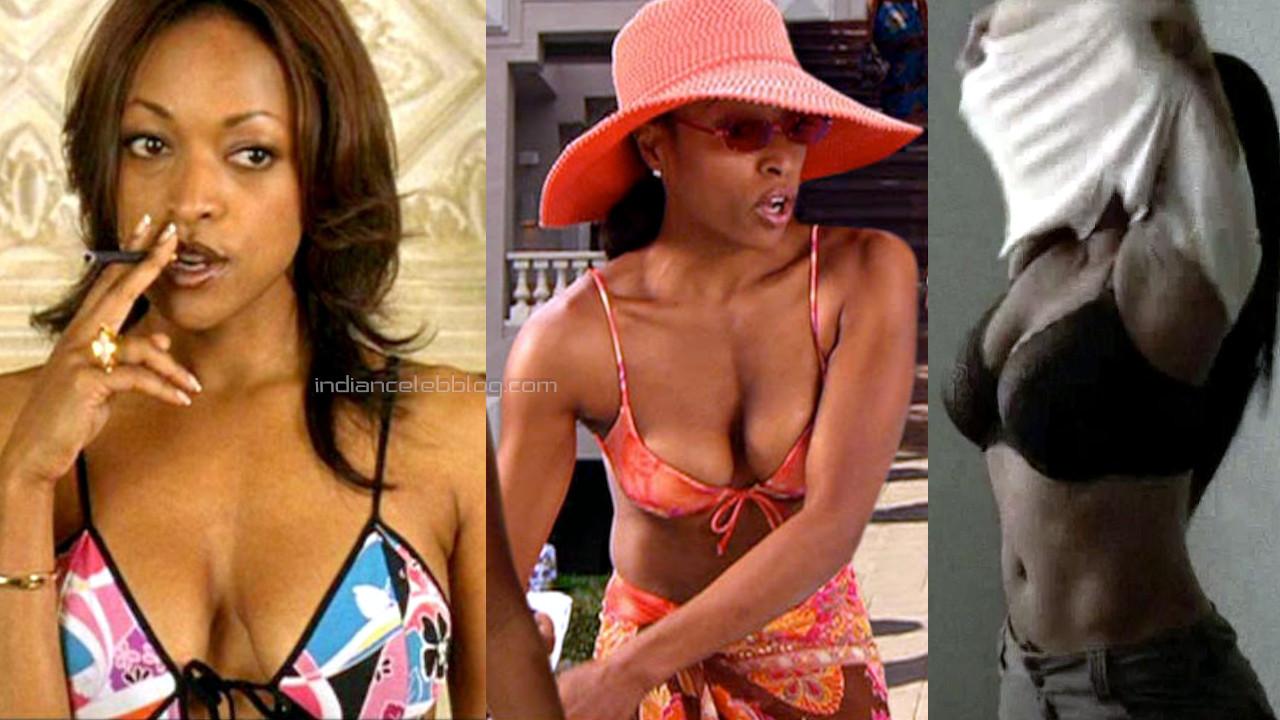 Kellita smith american actress hot cleavage photos hd screenshots