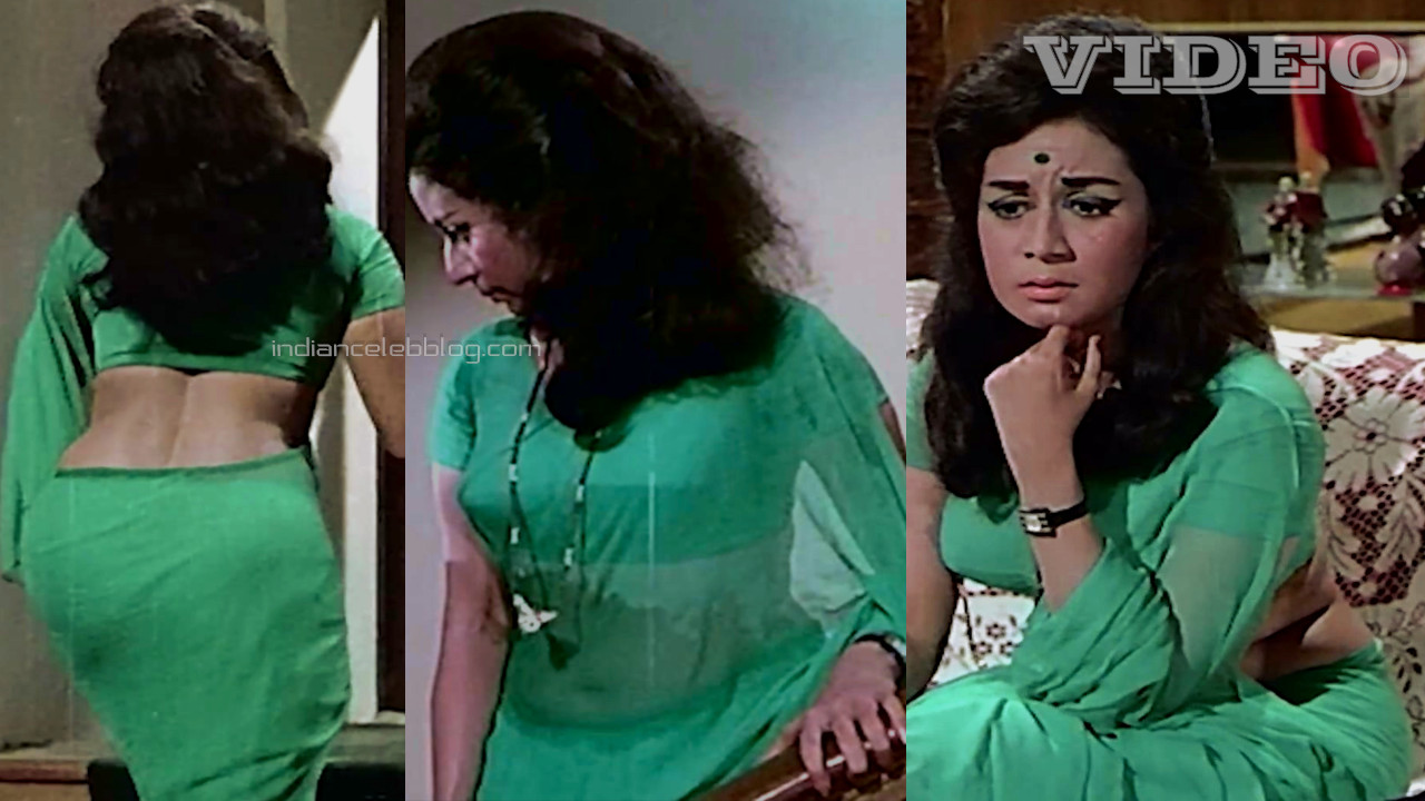 Nanda bollywood yesteryear actress hot saree scenes mix
