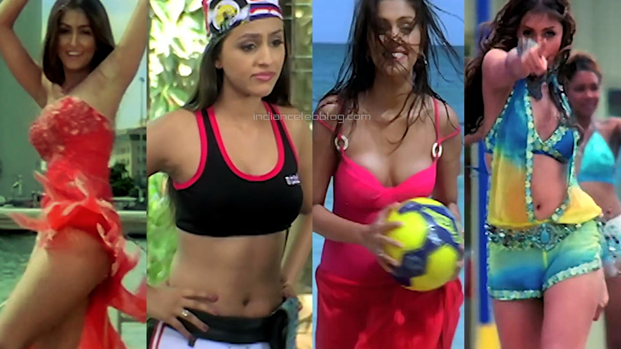 Aarti chabria Team the force bollywood movie hot pics hd caps