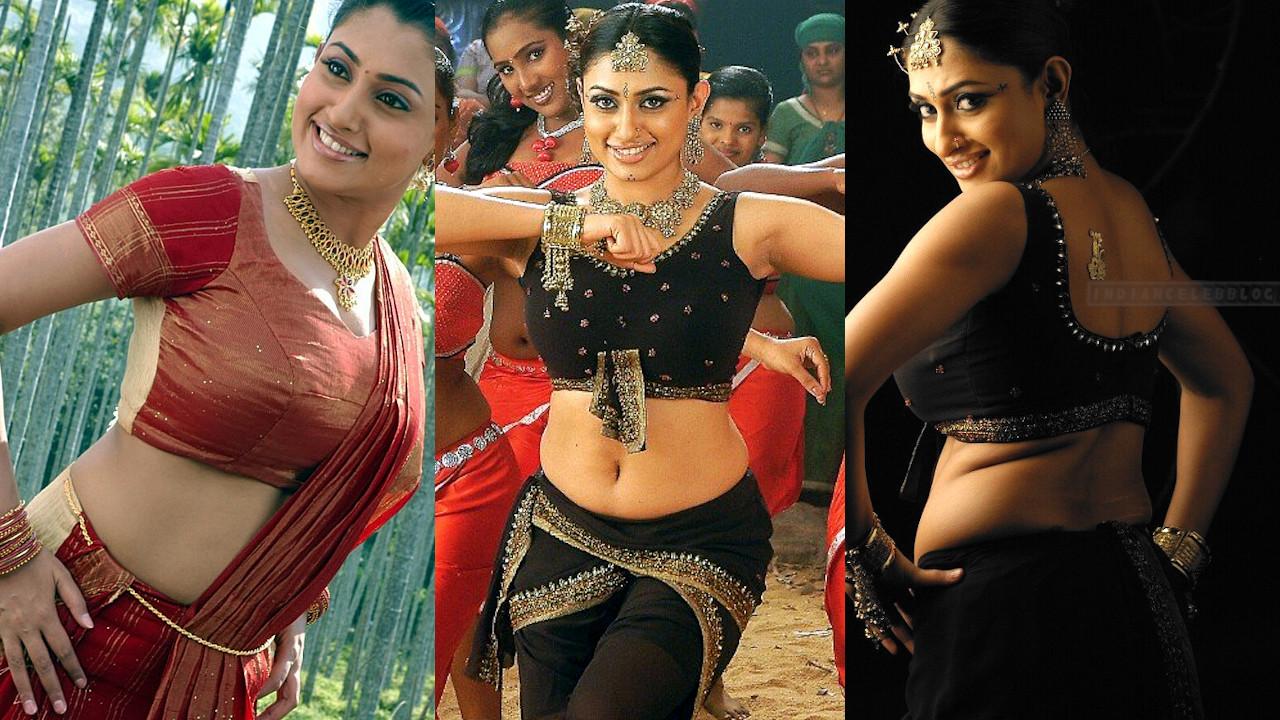Malavika tamil actress hot navel item dance stills photo gallery