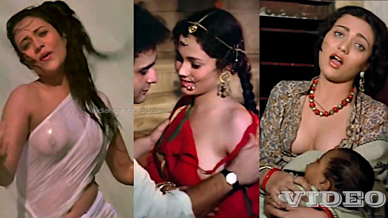 Mandakini actress bollywood movie bold scenes video mix