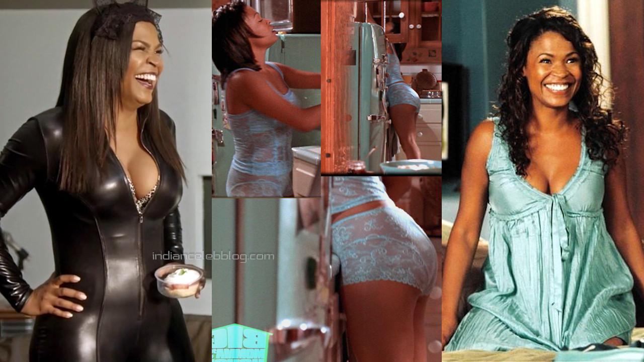 Nia long hollywood celeb sexy lingerie scenes pics screenshots