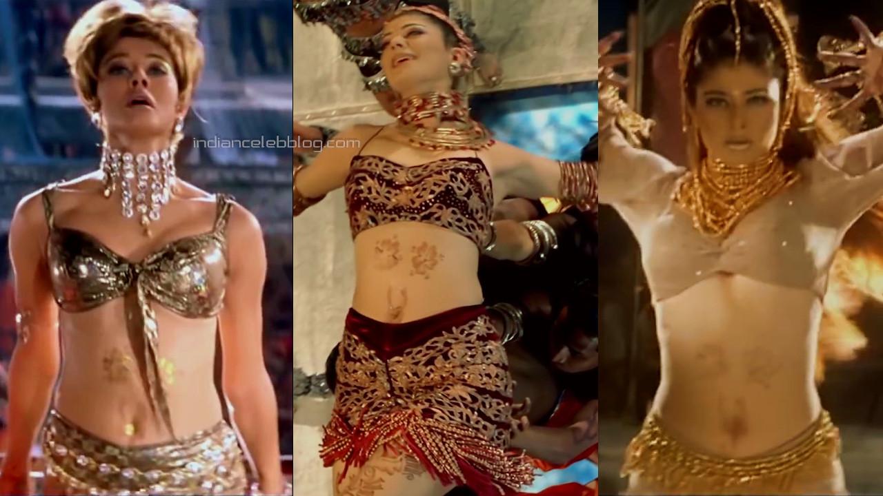 Pooja batra bollywood movie farz item song pics hd caps