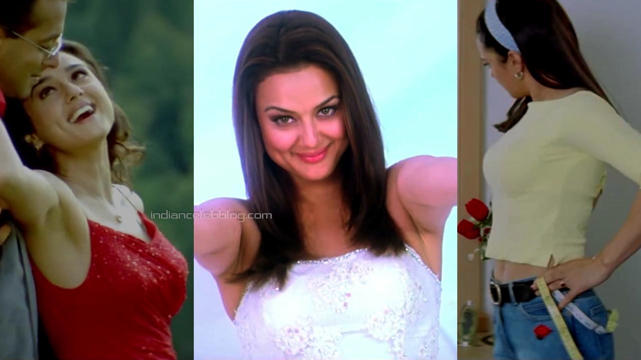Preity zinta Chori chori chupke chupke movie hot photos hd caps