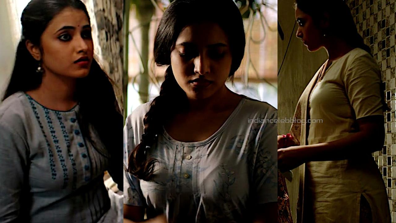 Priyanka arul mohan Nani's gang leader telugu hot stills hd caps