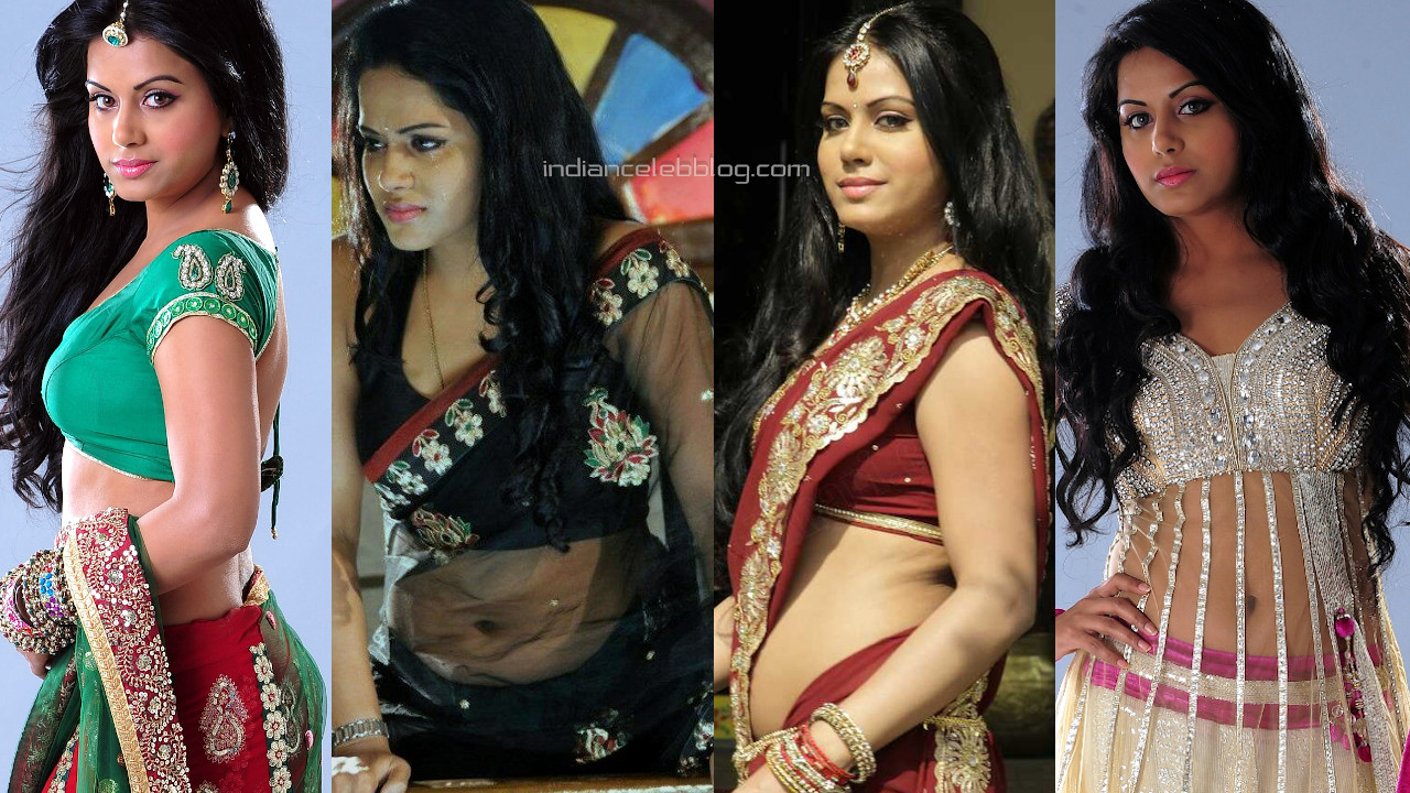Rachana maurya south indian film actress hot navel show stills