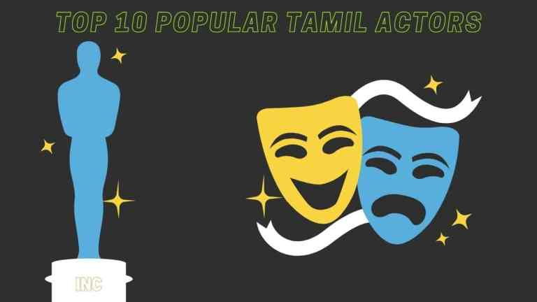 Top 10 Popular Tamil Actors 2020: Check Who Tops The List