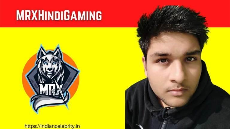 MRXHindiGaming (Aniket Chaudhary) Wiki, PUBG ID, Age, Instagram