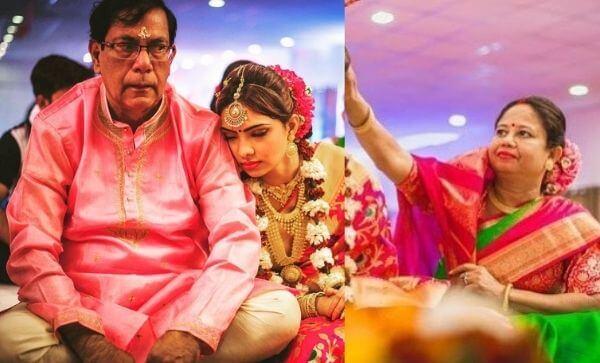 Pooja-Banerjee-family