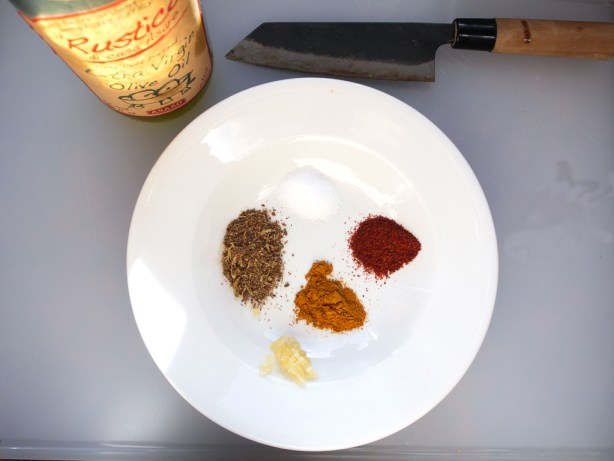 Spices for Garbanzo Beans