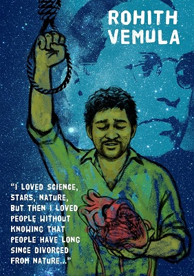 Panel to Probe Rohith Vemulas Death A Cynical Denial of Caste Discrimination  Indian Cultural