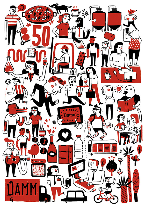ilustradores- miguel bustos damm_1_600
