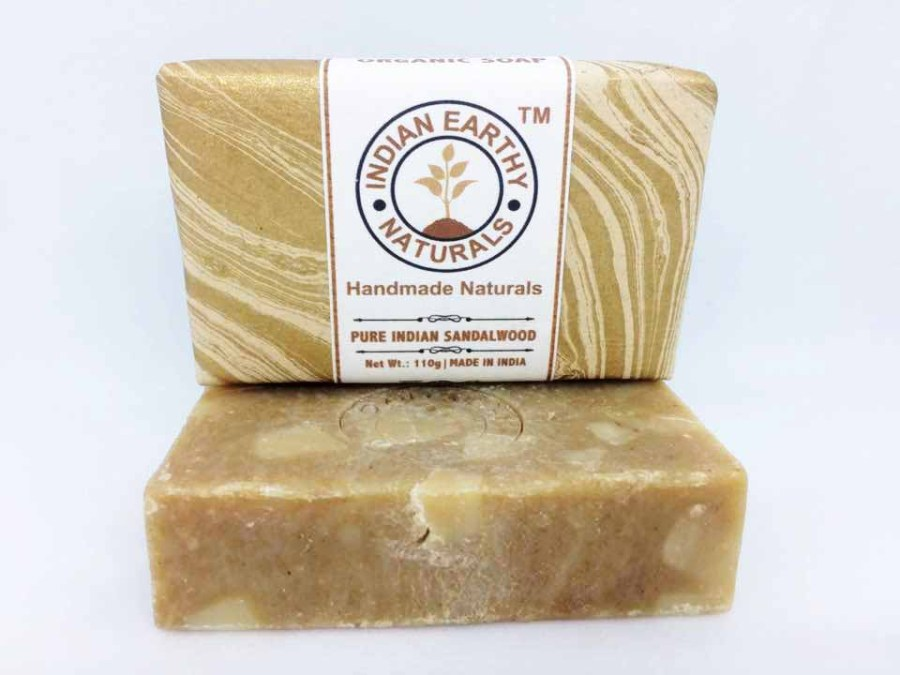 IEN® Pure Indian Sandalwood Soap