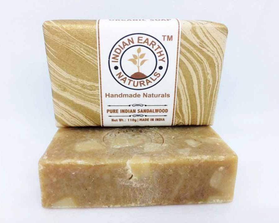 IEN® Pure Indian Sandalwood Soap